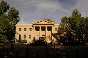 Heroes Memorial Building