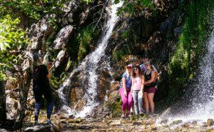 Kings Canyon Waterfall